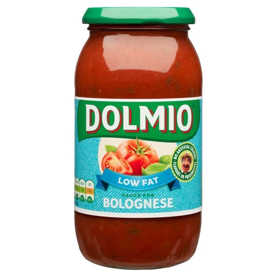 Domino Low Fat Bolognese