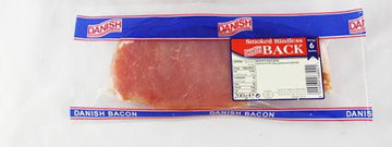 Danish Bacon Smoked (200g)