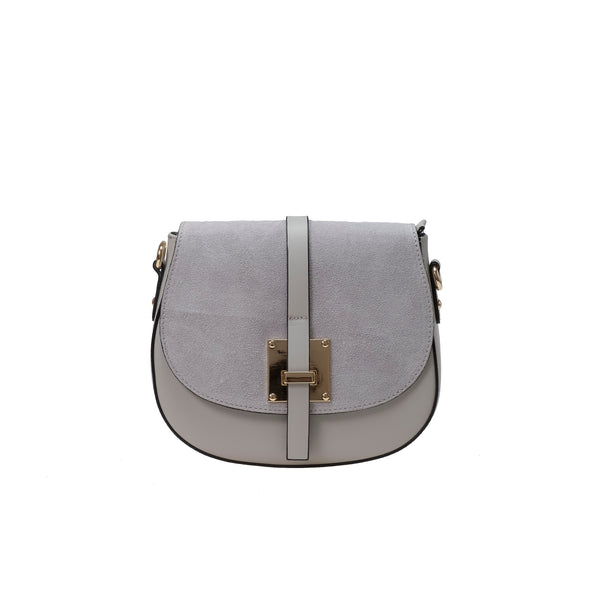 Italian Leather Crossbody Bag - Ivy Birch Co.