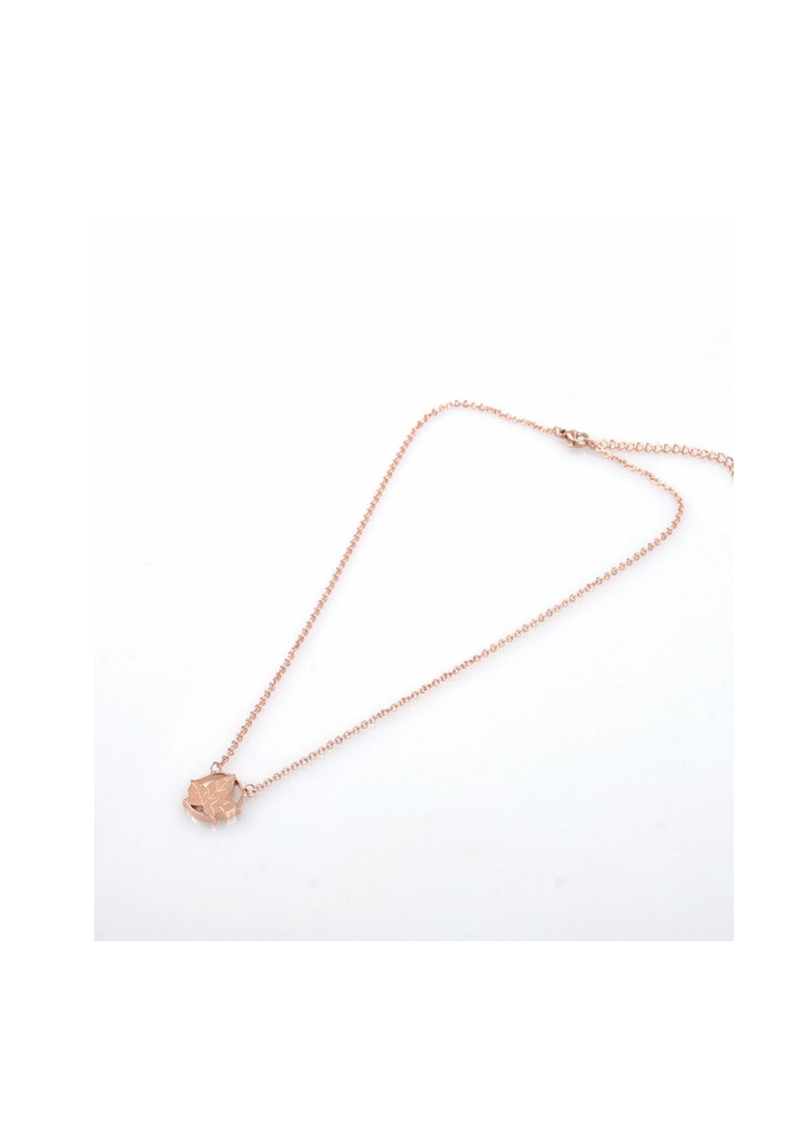Ivy Birch Rose Gold Necklace