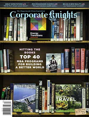 #54 (Fall 2015 Better World MBA Issue) *Digital Copy*