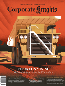 #42 (Fall 2012 Mining Issue) *Digital Copy*