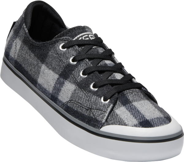 Elsa III Sneaker Plaid/Black