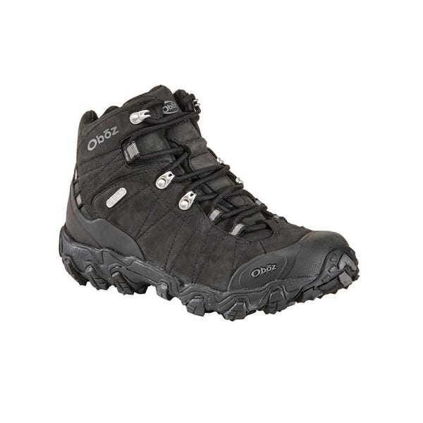 Bridger Mid Black