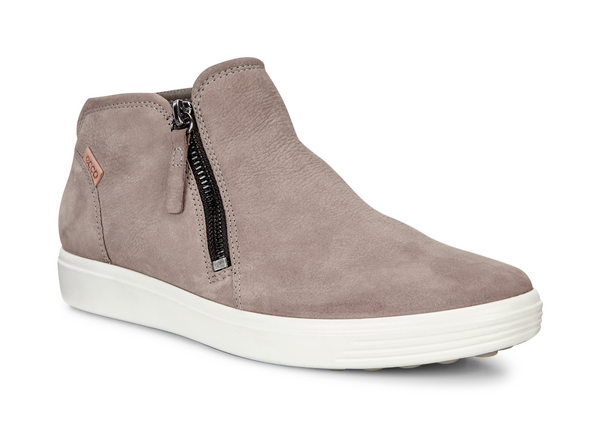 Soft 7 Bootie Warm Grey/Powder