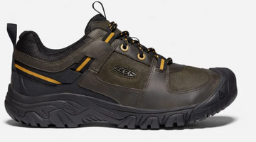 Targhee III Casual Black/Harvest Gold