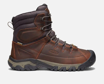 Targhee Boot High Cocoa/Mulch