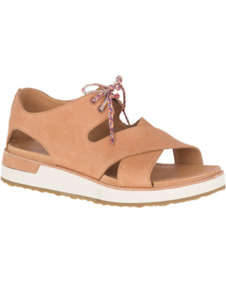 Roam Cross Lace Tan