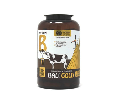 Queen Bee Bali Gold Capsules 90ct