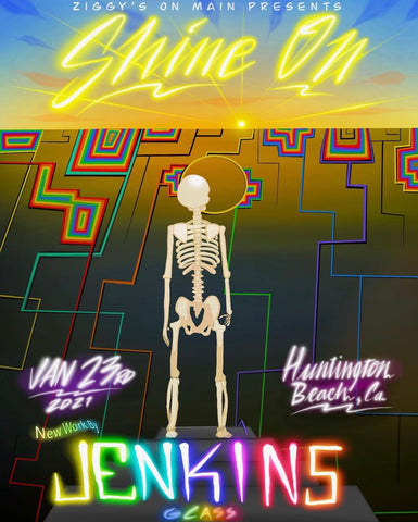 "Jenkins ""Shine On"" Posters"