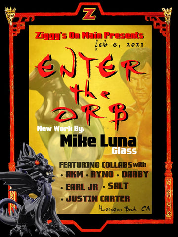 "Mike Luna ""Enter The Orb"" VIP Tier 1"