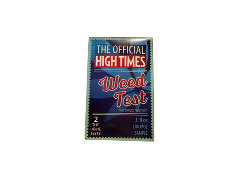 The Official High Times Weed Test