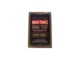 The Official High Times Drug Test