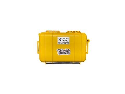 Disorderly Conduction Micro Peli Case 1040 w/Jar cut outs