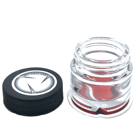 STR8GLASS TERP JAR/SPINNER CAP (25mm)