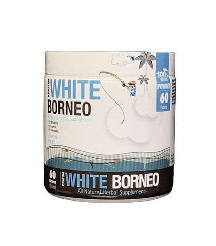 Bumble Bee White Borneo Powder 60g - zwavedistro
