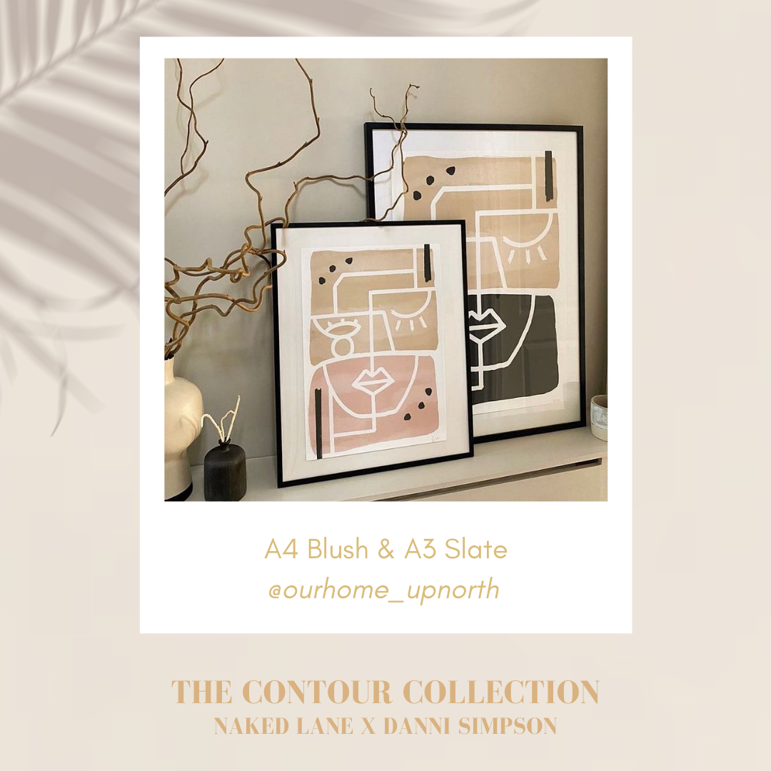 Naked Lane The Contour Collection