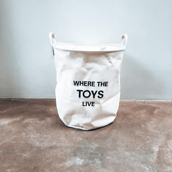 Where The Toys Live Bag