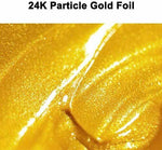 24K Gold Anti-Wrinkle face Serum, with Vitamin C, E & Hyaluronic Acid- (ORGANIC)