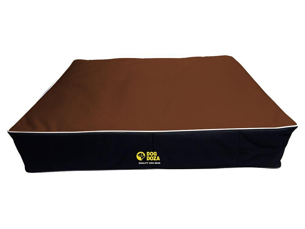 15cm Thick Memory Foam Waterproof Dog Mattress - Pampered Paws.shop