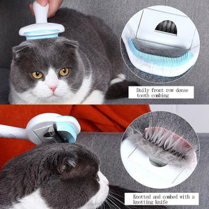 3 in 1 Comb Shedding/Knotting/Lice - Pampered Paws.shop