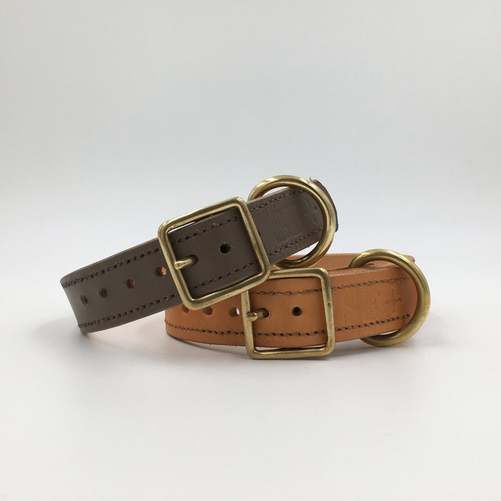 Artisan Leather Collar Collection - Pampered Paws.shop