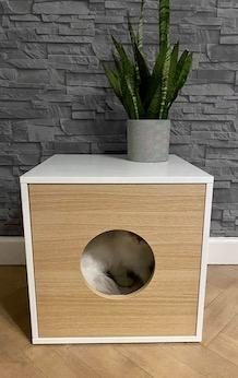 Cabinet Litter Tray - Pampered Paws.shop