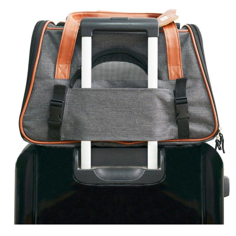 Car / Travel Carrier - Pampered Paws.shop