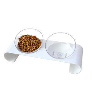 Cat Bowls - Pampered Paws.shop