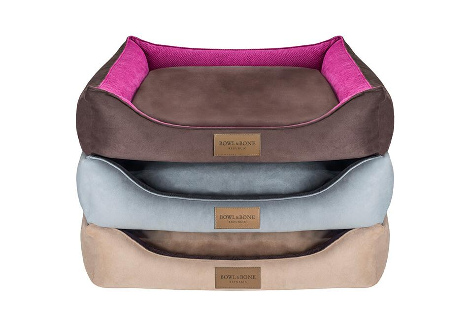 CLASSIC Dog Bed - Three Colours - Pampered Paws.shop