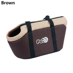 Classic Dog Carrier - Pampered Paws.shop