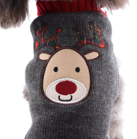 Collection of Christmas Jumpers - Pampered Paws.shop
