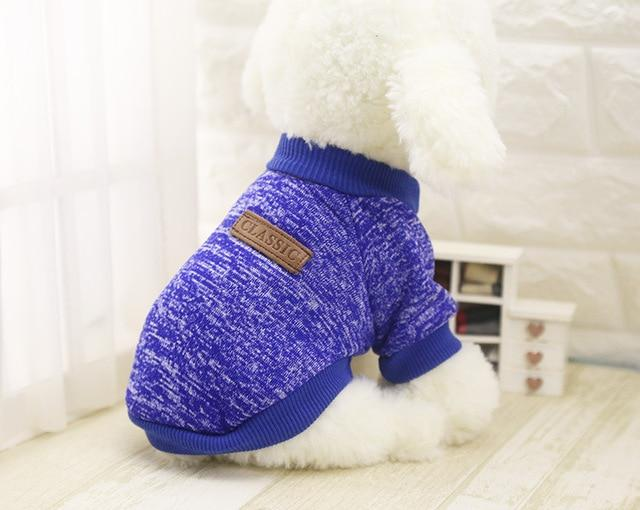 Cotton Jumper - Pampered Paws.shop