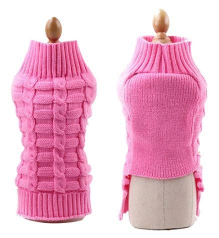 Dachs Knitted Jumper - Pampered Paws.shop
