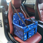 Dog Carrier Car Seat - Pampered Paws.shop