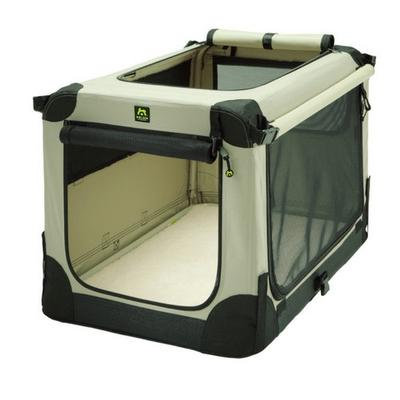 Fabric Dog Kennel - Pampered Paws.shop