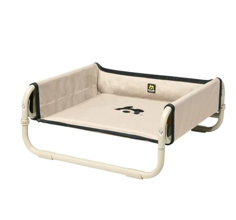 Folding Raised Soft Bed - Pampered Paws.shop