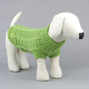 Knitted Jumper - Pampered Paws.shop