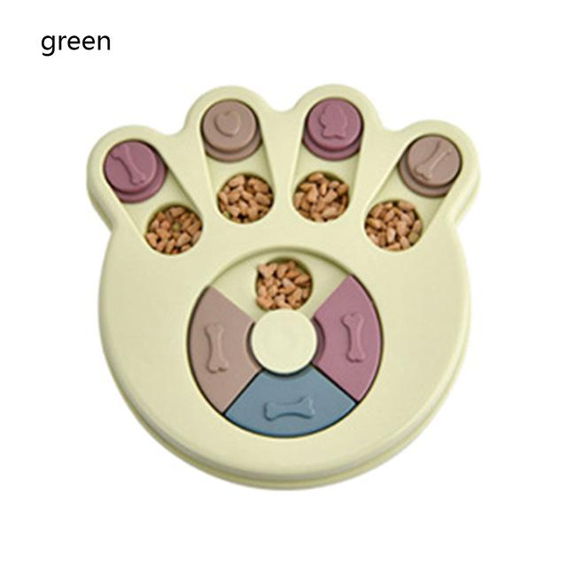 Multifunction Educational/Puzzle Food Game - Pampered Paws.shop