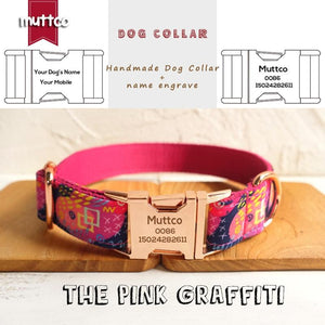 Pink Graffiti - Pampered Paws.shop