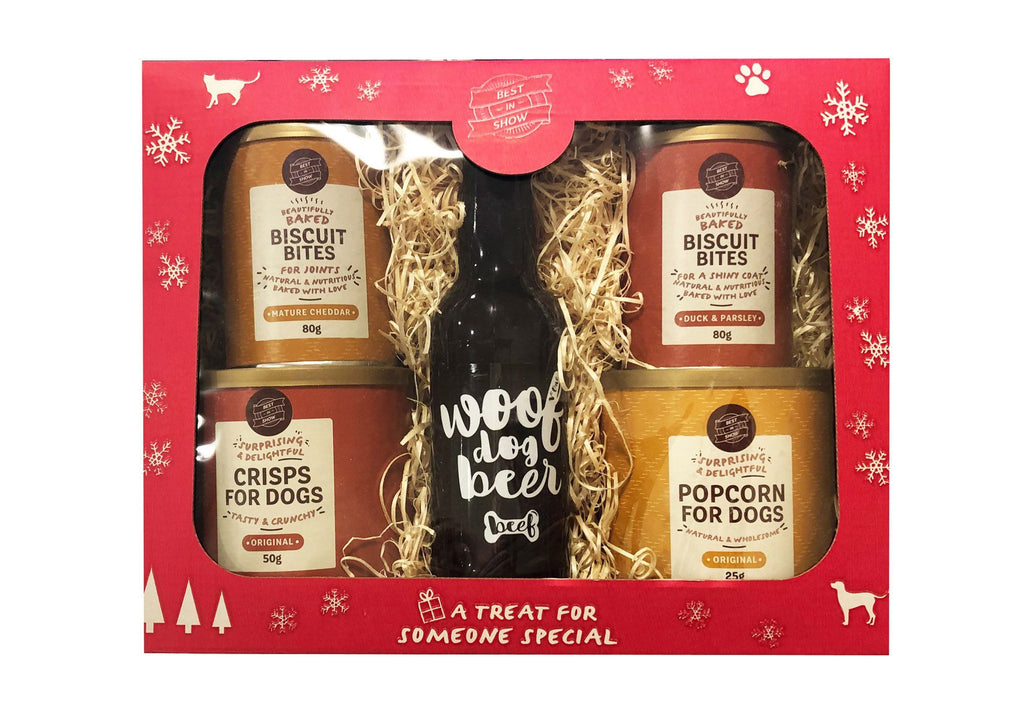 Poochi Gift Box - Pampered Paws.shop