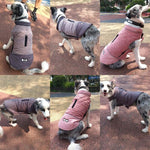 Reversible Dog Coat - Pampered Paws.shop