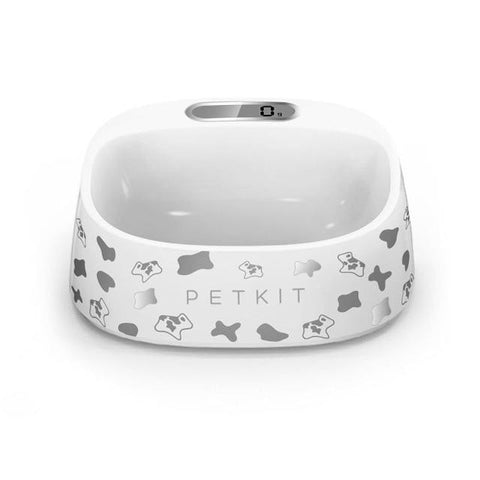 Smart Food Bowl with Integrated Scales - Pampered Paws.shop