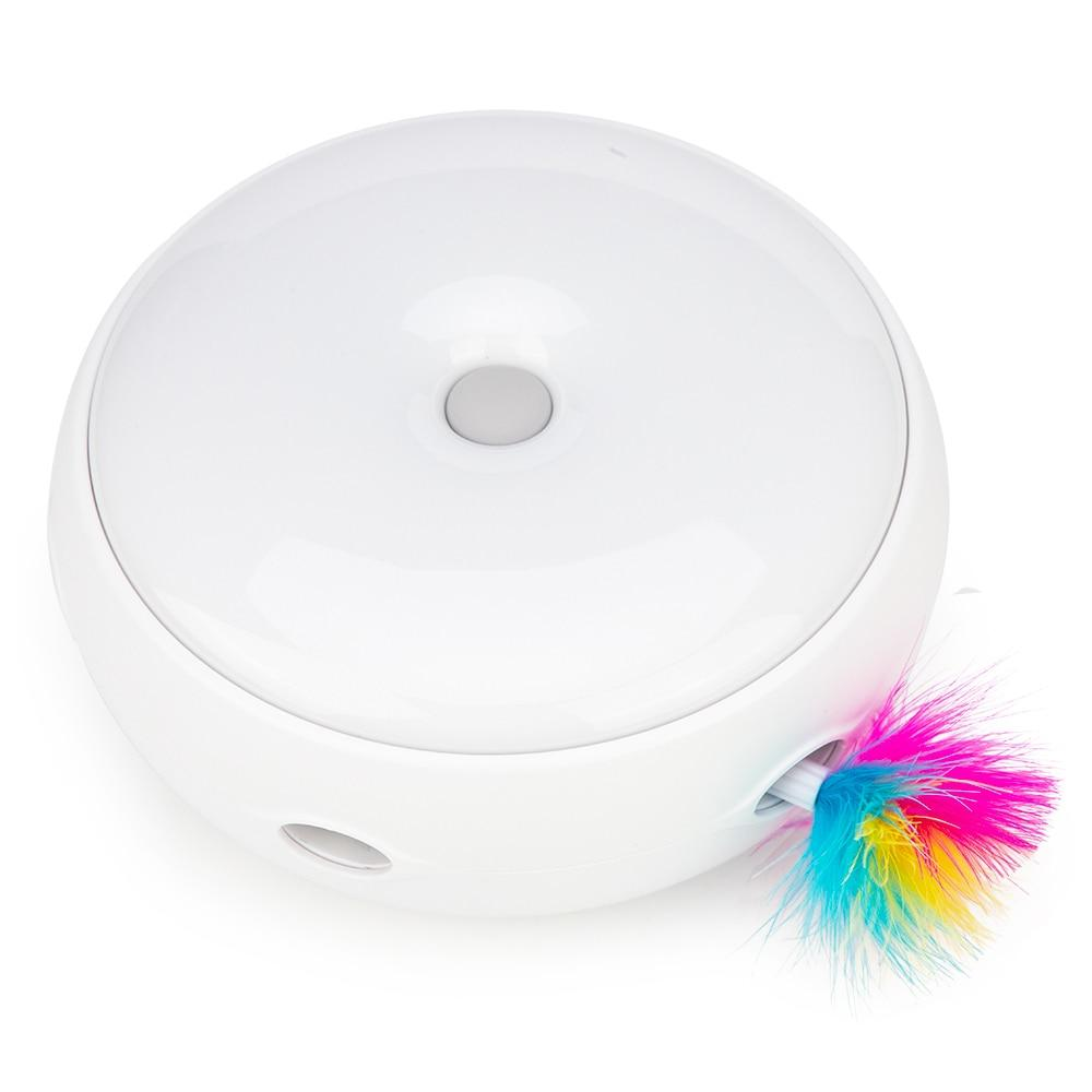 Spinning Turntable Cat Toy - Pampered Paws.shop