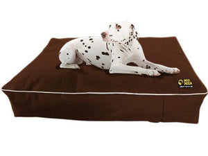 Waterproof Memory Foam CRUMB Dog Mattress - Pampered Paws.shop