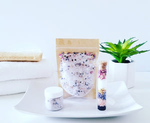 Uplifting Bath Salt Soak