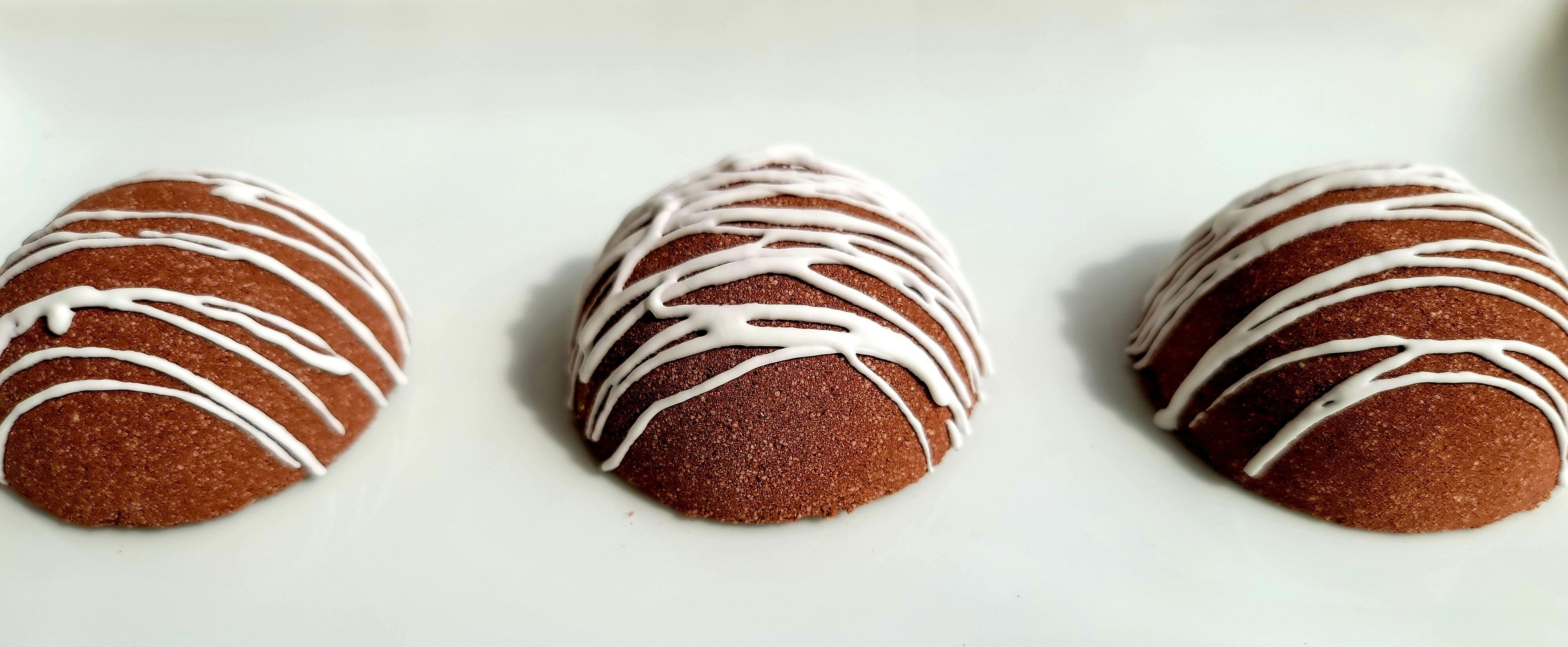 Chocolate Truffle Cake Bath Bomb