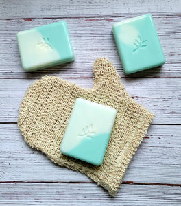 Essential Oil Goat Milk Soap Trio Gift Box Set