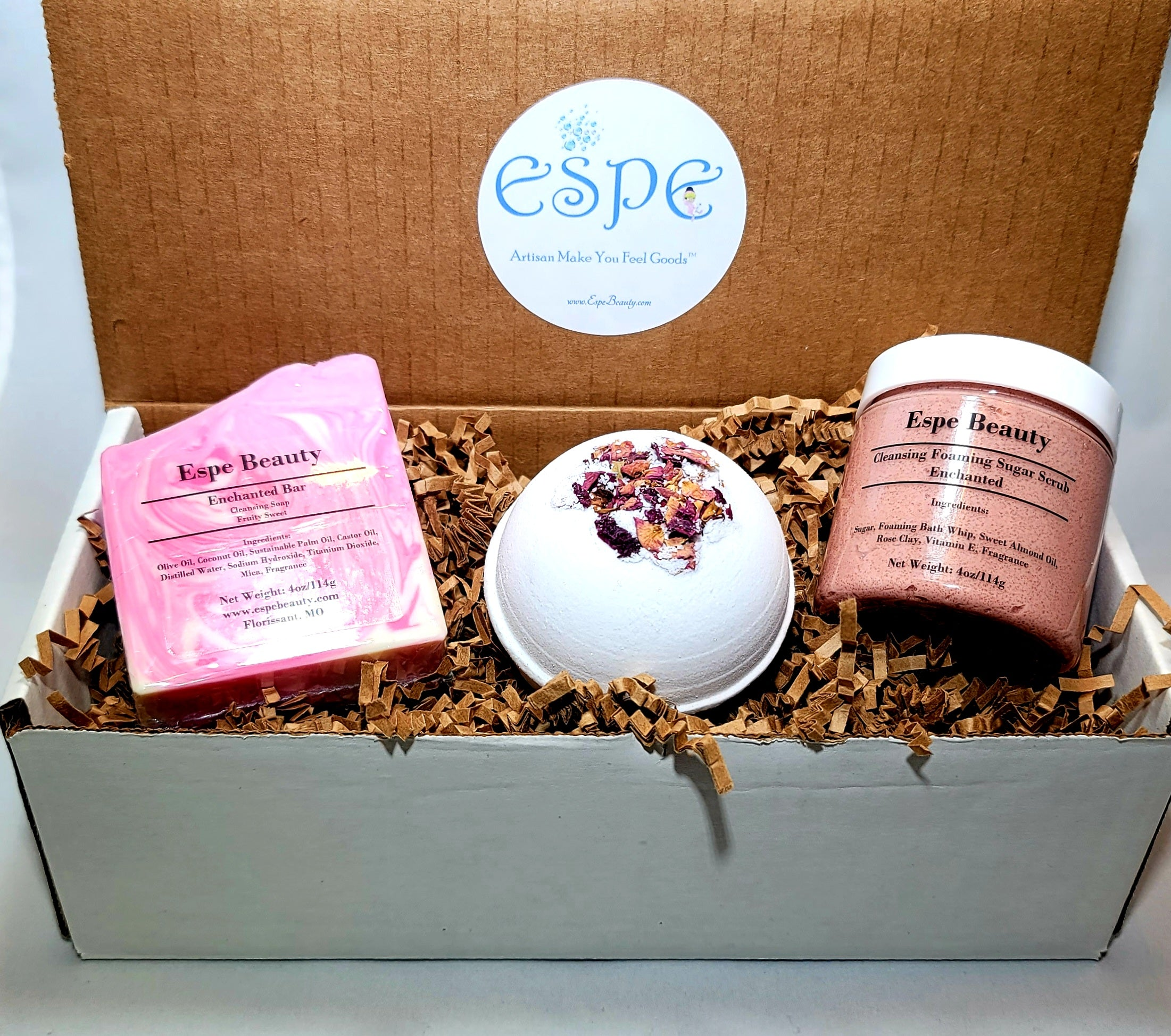Enchanted Trio Gift Box Set