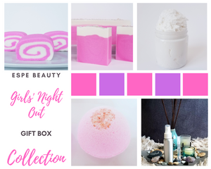 Girls' Night Out Collection Gift Box Set